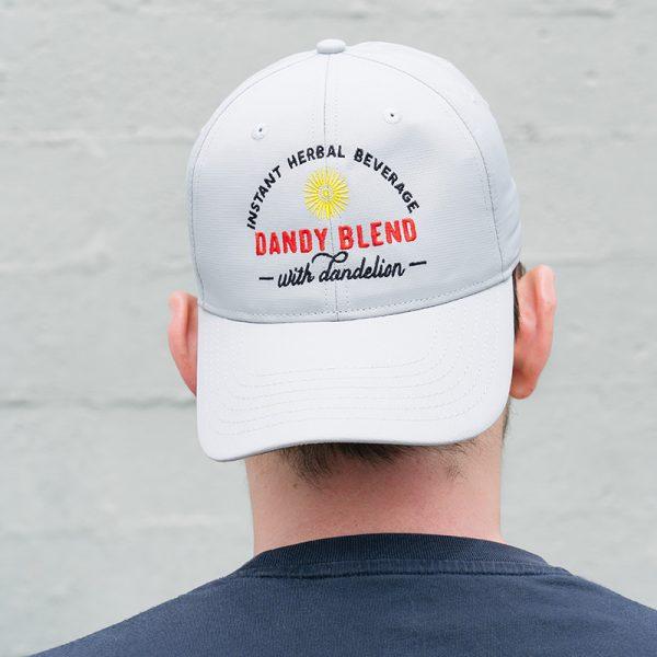 man wearing hat backwards