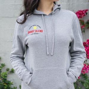 hoodie on woman