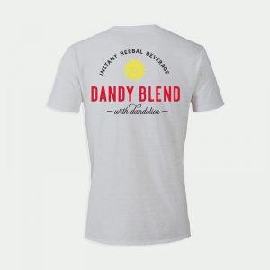 dandy blend t-shirt back
