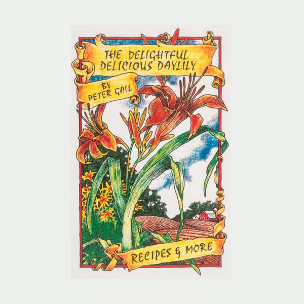 the delicious daylily book cover