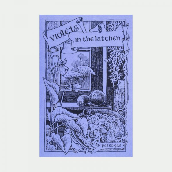 Violets in the Kitchen book cover