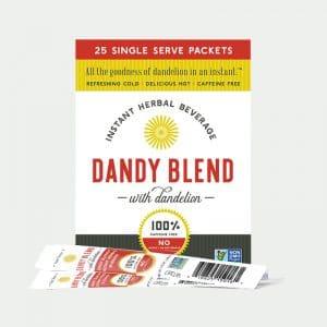Dandy Blend Single Serve Packets