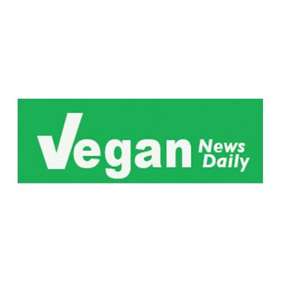 vegan news daily logo