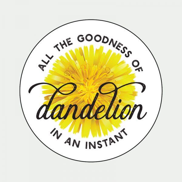 dandy blend sticker badge